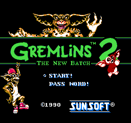 Gremlins 2 - The New Batch